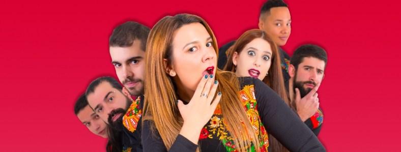Cláudia Martins e os Minhotos Marotos – Feira de São Mateus 2018