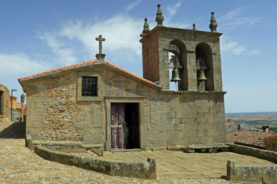 por Malcolm Payne - Igreja Matriz de Castelo Rodrigo - Aldeias Históricas de Portugal