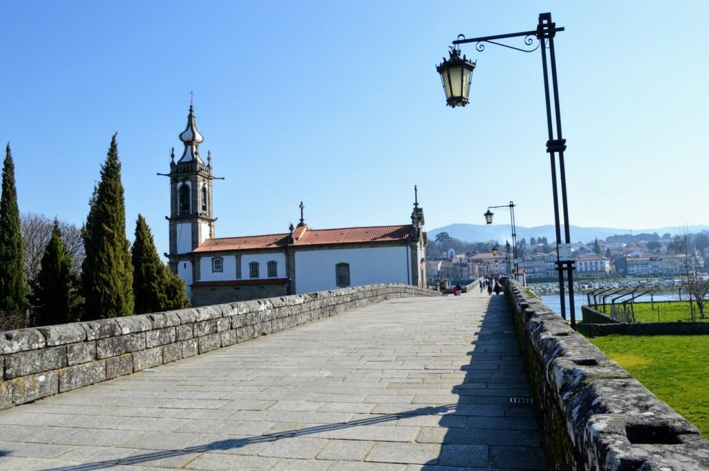 Igreja de Santo António da Torre Velha - Ponte de Lima