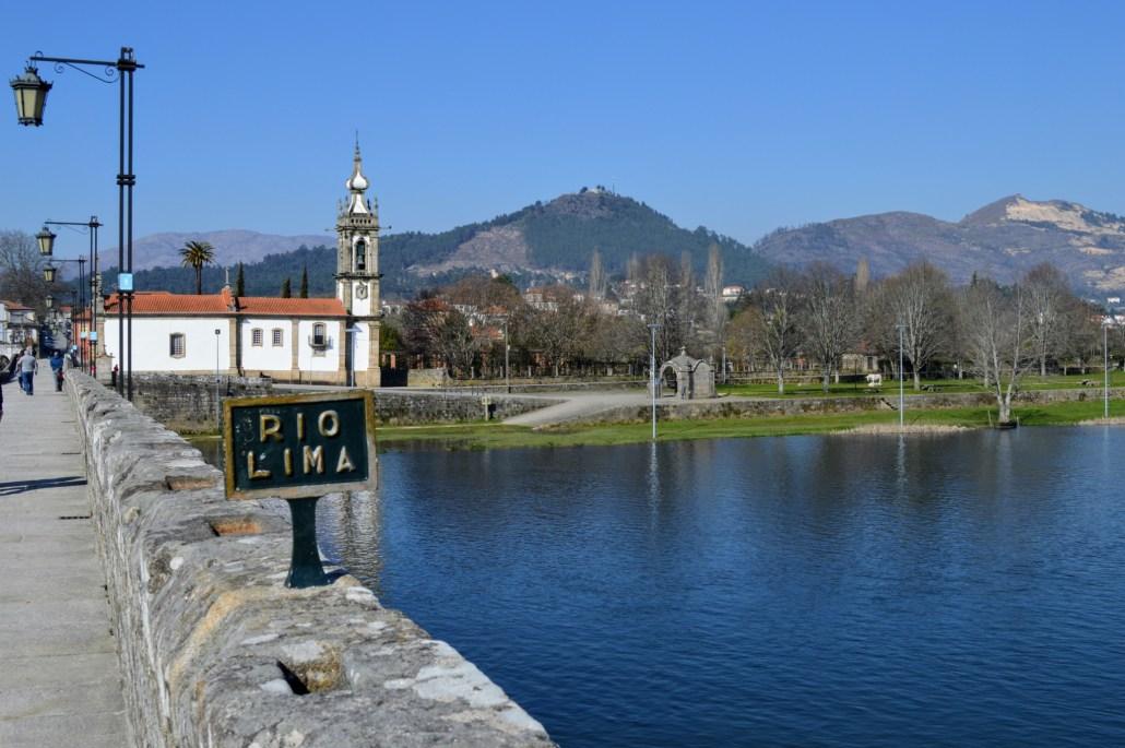 Rio Lima - Ponte de Lima