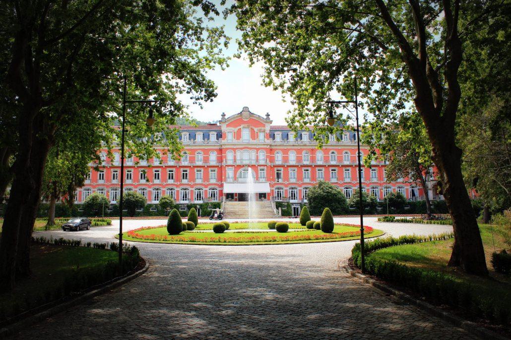Vidago Palace Hotel, o último Palácio da Realeza Portuguesa