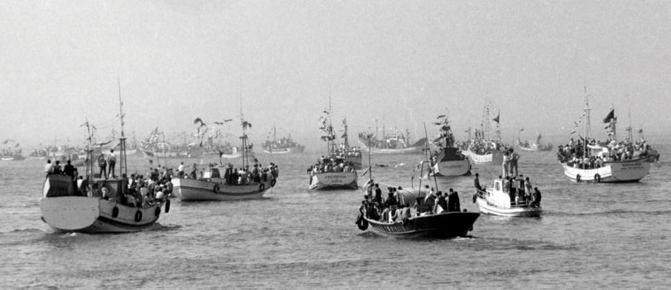 Procissão ao Mar Senhora Da Agonia Viana Do Castelo