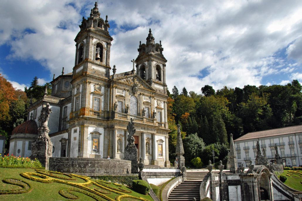 Braga Santuario Do Bom Jesus Do Monte