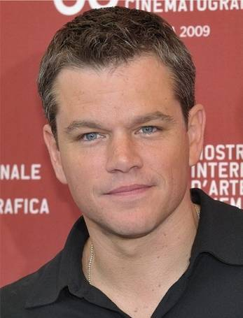 Matt Damon keys to success