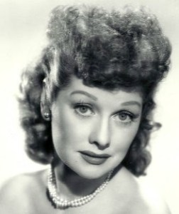 Lucille Ball rejections failures