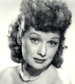 Lucille Ball keys to success