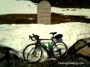 bike from holland to italy