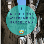 Free Barcelona Guide for a long weekend