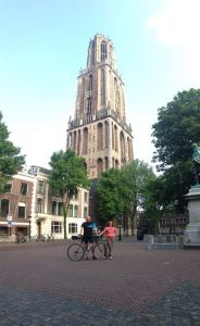 En bici de Utrecht a Alemania