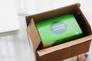 My Simple Self-Care Rituals with Kiwami Greens