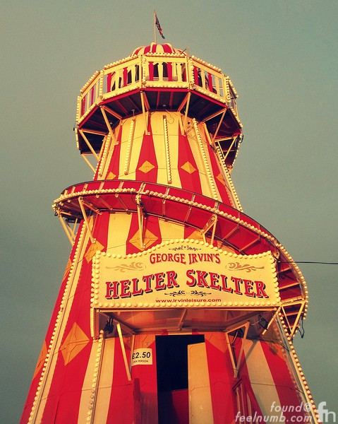 Image result for the beatles helter skelter images