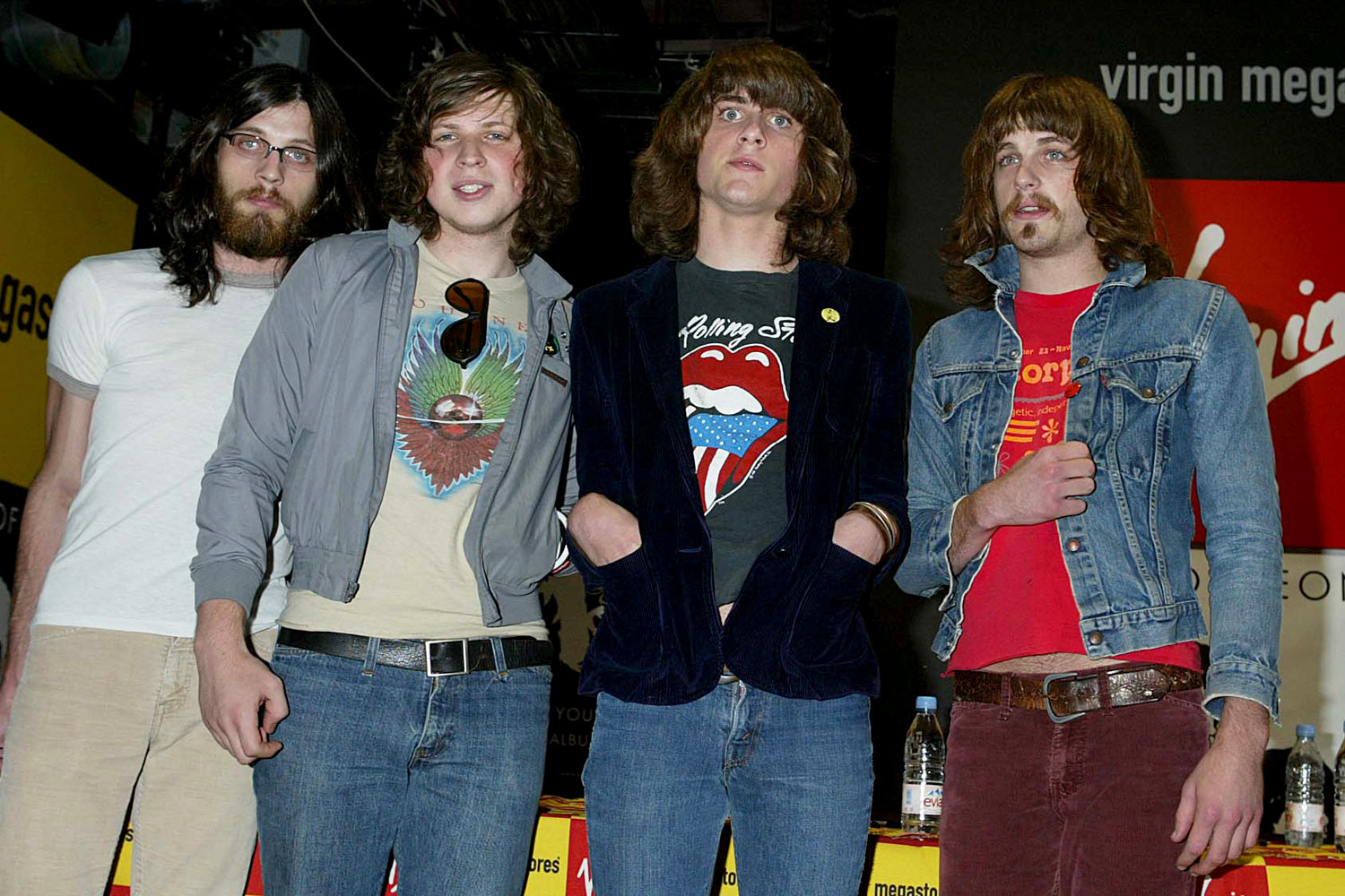Image result for kings of leon 2004