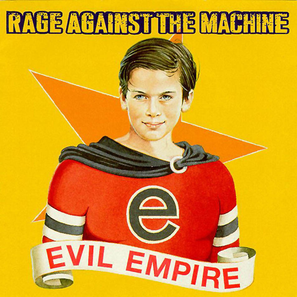 Image result for evil empire album cover