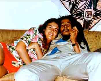 Damian Marley Cindy Breakspeare Bob Marley Children