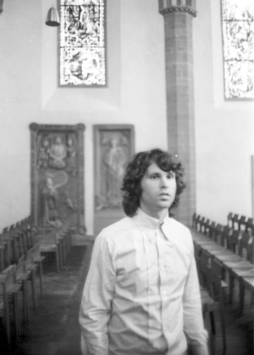 Jim Morrison Church Photos Alte Nikolaikirche The Doors