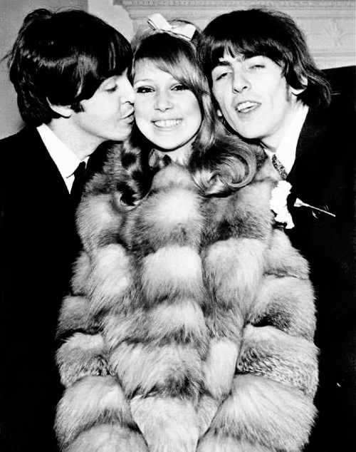 Best Man Paul McCartney Patti Boyd George Harrison Wedding Drunk