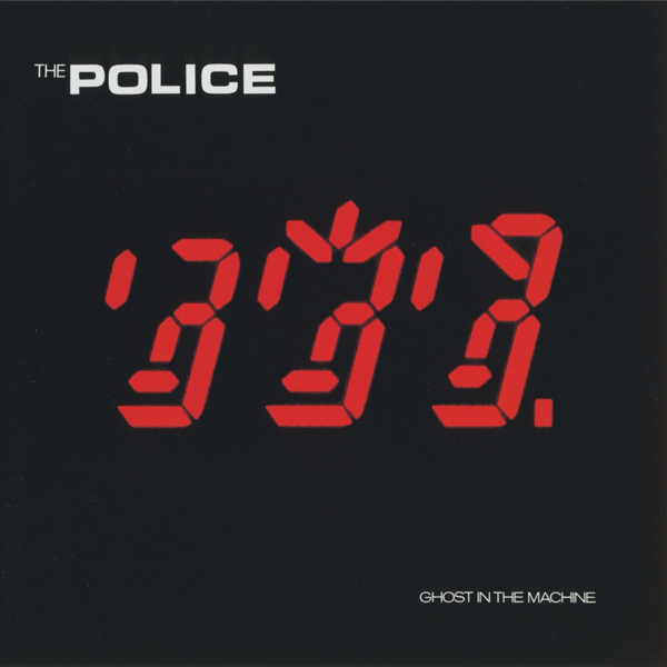 The Police Ghost In The Machine Hidden 666 On Album Cover