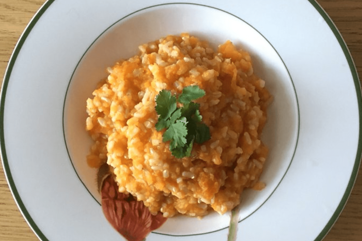 Risotto de Calabaza | Feelomena's Kitchen - Web Oficial