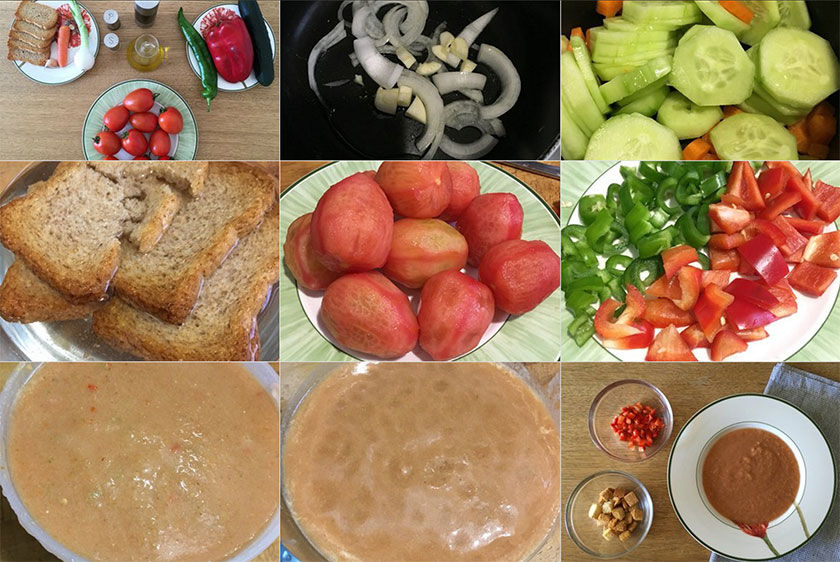 Gazpacho | Feelomena's Kitchen - comida sana, ingredientes naturales