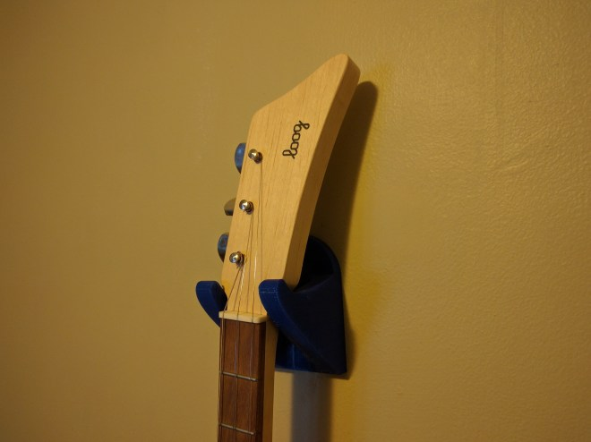 Small Guitar Hook with Loog Guitar