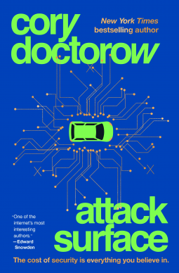 Cover of Attack Surface