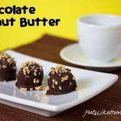 Chocolate Peanut Butter Balls Recipe