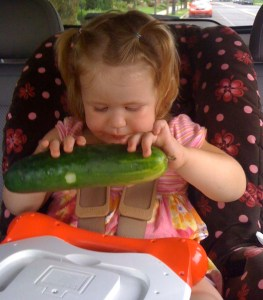 Cucumber!