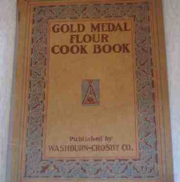 Gold Medal Flour Cook Book