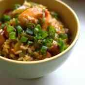 Spicy Slow Cooker Jambalaya