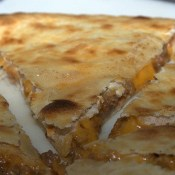 Cheese & Onion Quesadillas