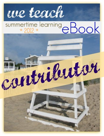 We Teach Summertime Learning Contributor