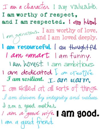 i am good