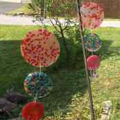 Melted Bead Suncatchers – Perfect for a Homemade Mother's Day Gift