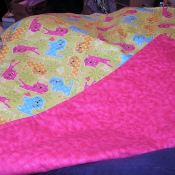 How to Make a Flannel Changing Pad