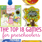 The Best Games for Preschoolers