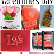 Handmade Valentine's Day Ideas, Gifts, and Activities