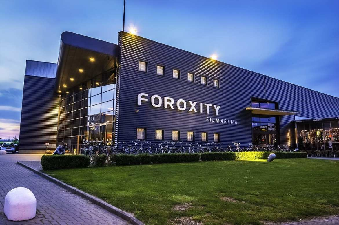 Foroxity Filmarena 15e jubileum VIP party in Sittard feestband.com