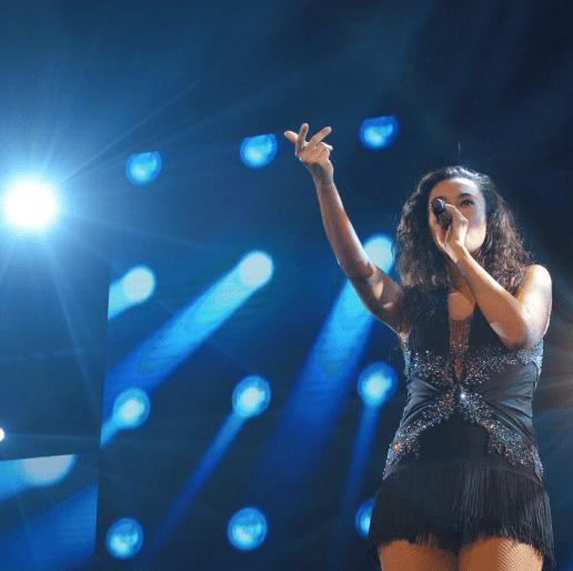 Romy Monteiro - boeken - band artiest zangeres