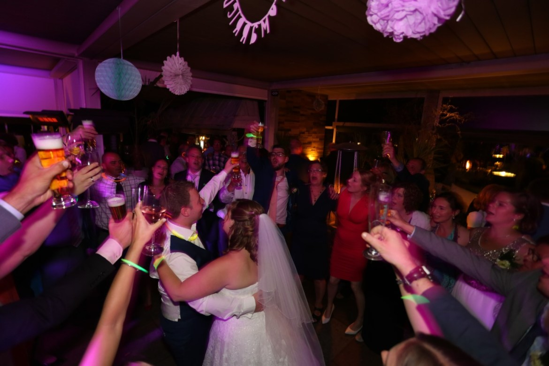 Rocking Piano - bruiloft 1