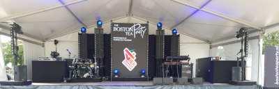 Vierdaagsefeest op het Kerkplein in Malden | feestband.com
