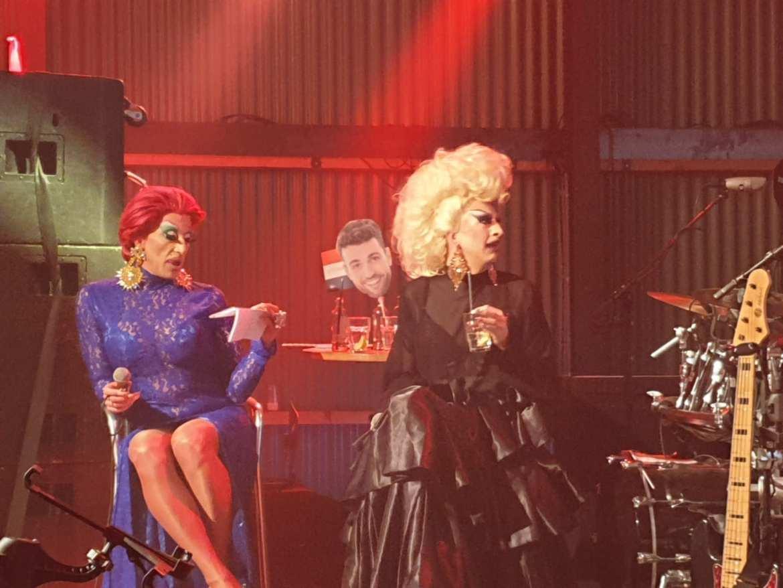 Eurosongfestival avond wordt historische avond bij Pllek in Amsterdam | feestband.com