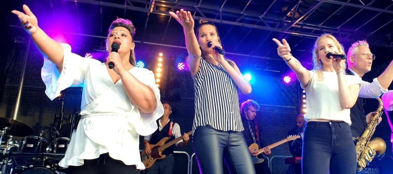 Haringparty in Breda was wederom een feestelijk muzikaal eetfestijn | feestband.com