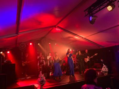 Event on trend met de leukste party-, cover-, of bigband   feestband.com