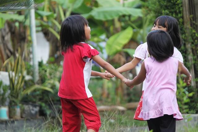Dansen in de kring