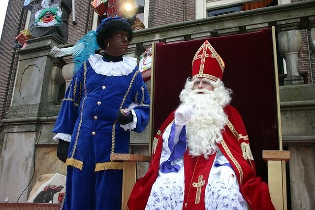 Sinterklaas maakt zich zorgen