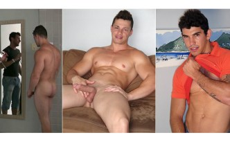 Lucas Kazan Diego M Fabio Ettore Tossi Big Fat Brazilian Cocks Muscular Dudes BlowJob Male Feet Nipples Braces feat