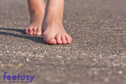 Dangerous Giantess Feet