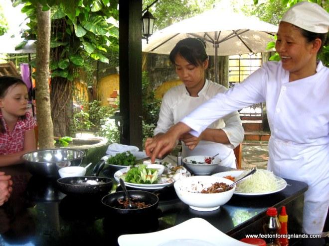Cooking School Vietnam