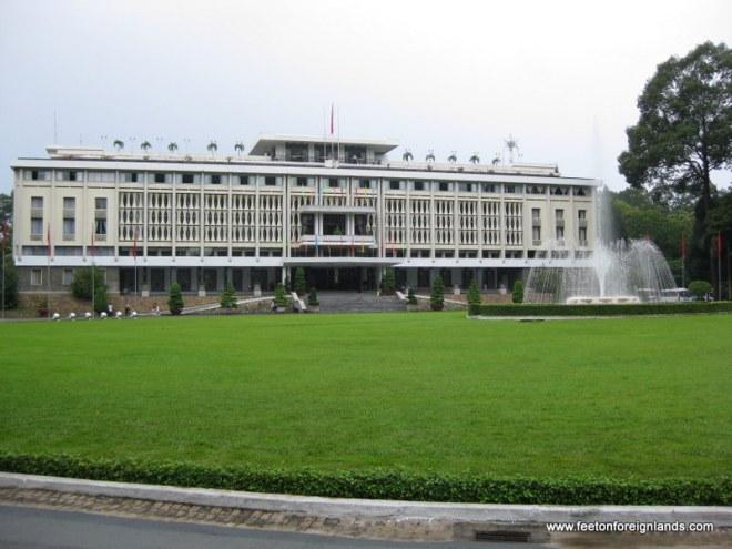 Reunification Palace HCMC