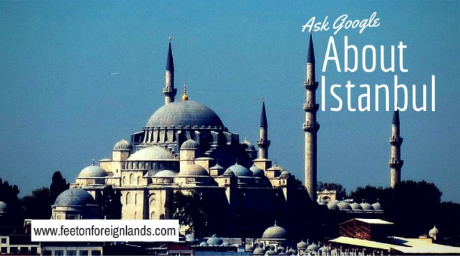 ask google about istanbul